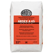 ARDEX ARDURAPID A 45 Rapid Drying Internal Repair Mortar