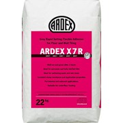 ARDEX X 7 R Rapid Setting Flexible Tile Adhesive - Grey
