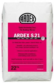 ARDEX S 21Rapid Hardening Floor Tile Bedding Mortar