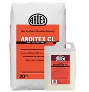 Arditex CL Latex Levelling and Smoothing Compound