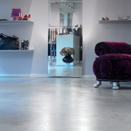 PANDOMO® LoftUltra Thin and Hard Wearing Decorative Floor Finish