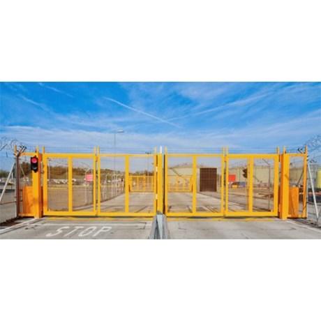 Bi-folding Speed Gates (Single Leaf up to 5 m) Dutyman Actuator
