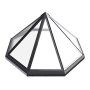 Fixed Octagonal Pyramid Rooflight
