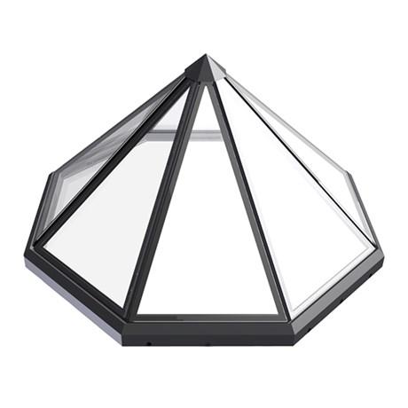Fixed Octagonal Pyramid Rooflight