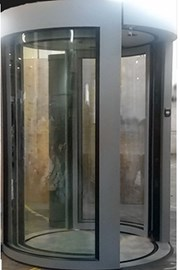 HiSec 6 Full Height Security Booth - 600 mm Walkway
