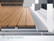 ALUgate – Aluminium drainage grill system