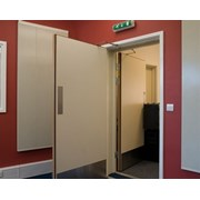 SilentDoor - LH Active FD30's Single - Plain