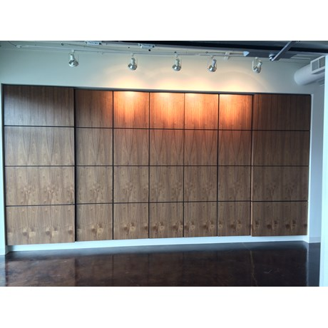 Traffic   Wall® Architectural Wood