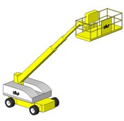 Mobile Boom - Telescopic
