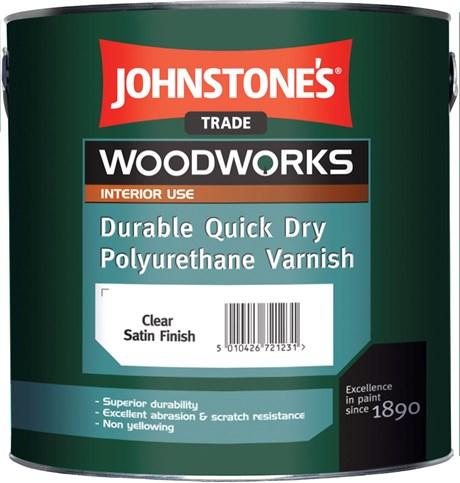 Quick Dry Polyurethane Varnish