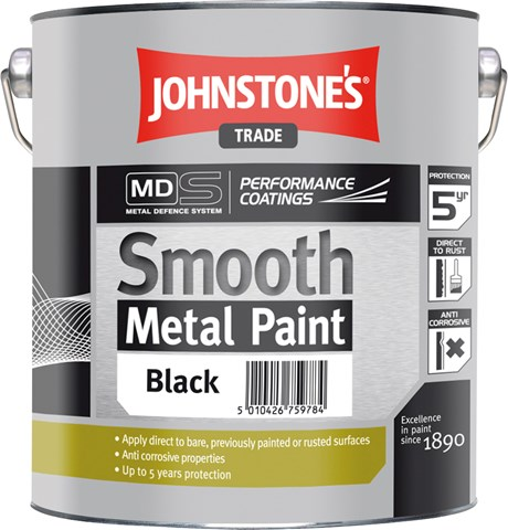 Smooth Metal Paint