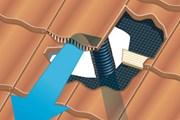 Duoplain Redline Vent Tile