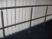 General Spectrum Balustrade System: Rail Infill 50 mm