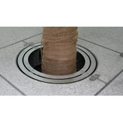 1050 Series (Stainless Steel) Tree Pit Cover