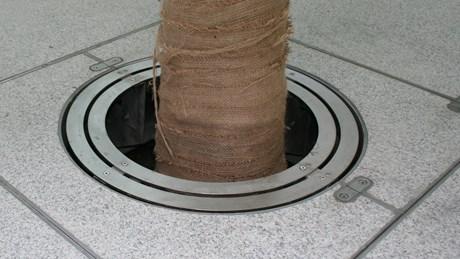 7500 Series (Aluminium) Tree Pit Cover