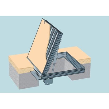 HSE 75 Series (Aluminium) Multipart