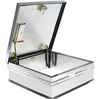 Bilco Roof Hatches - Ladder Access E-50TB - Roof access hatch