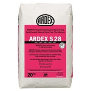 ARDEX S 28 Rapid Dry Natural Stone Tile Adhesive