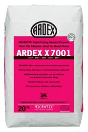 ARDEX X 7001 Rapid Drying Floor Tile Adhesive
