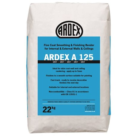 ARDEX A 125 Fine Finishing Render