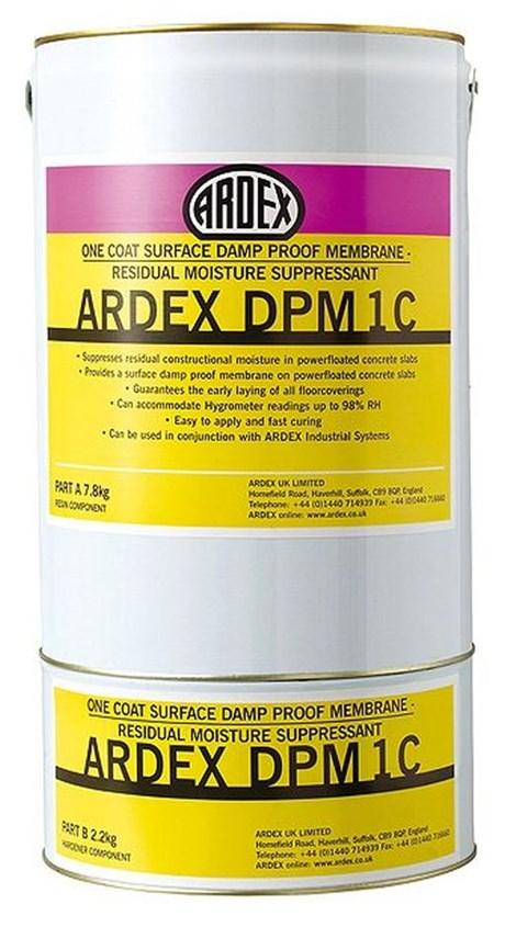 ARDEX DPM 1 C Once Coat Damp Proof Membrane