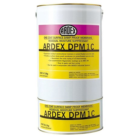 ARDEX DPM 1 C Once Coat Damp Proof Membrane