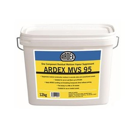 ARDEX MVS 95 Moisture Vapour Suppressant