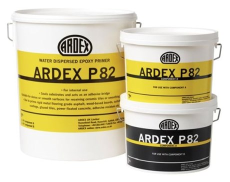 ARDEX P 82 Epoxy Primer & Bonding Agent