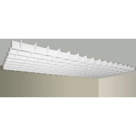 Frontier Acoustic Modular Ceiling System Axis