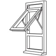 Fully Reversible Window System - FRW2