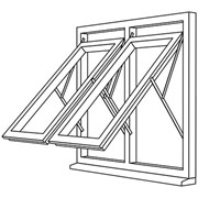 Fully Reversible Window System - FRW3