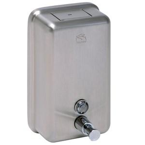 BC923 Dolphin Stainless Steel Vertical Soap Dispenser