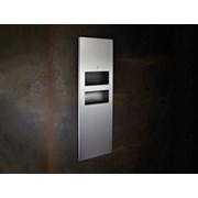 Modric Recessed Paper Towel Dispenser and Bin - SS2480