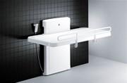 Nursing Bench 2000 - height adjustable