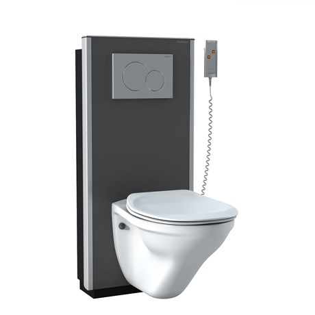 SELECT Toilet Lifter - powered with floor outlet