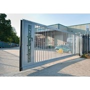 Pro-glide Series 5 Balustrade Cantilever Gate