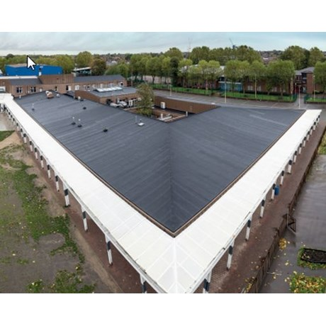 EshaFlex Two Layer PB System on Timber/Concrete Deck