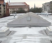 ParaFlex Inverted Roof System - Inverted Roof Quantum (Pure)