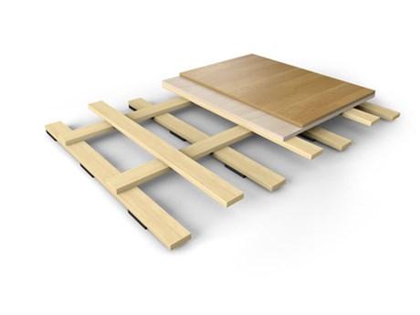 Harlequin WoodSpring - Solid Wood Top