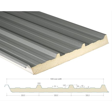 AS35/1000 Insulated Panels - Walls