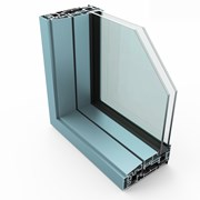 Aluminium Series 2 Casement Window System