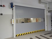 High Speed door - VR Door - Internal