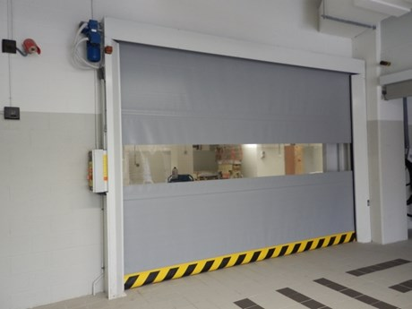 High Speed door - VR Door - Internal And External