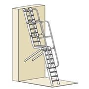 Ships companion way ladders (Landing platform)