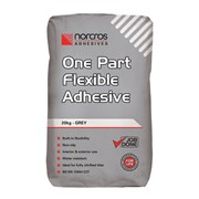 One Part Flexible Grey Adhesive