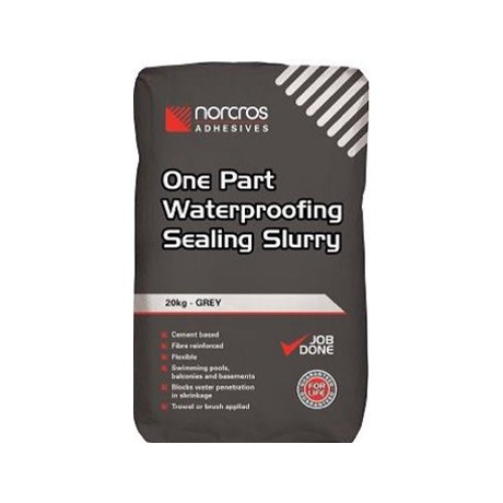 One Part Waterproofing Sealing Slurry