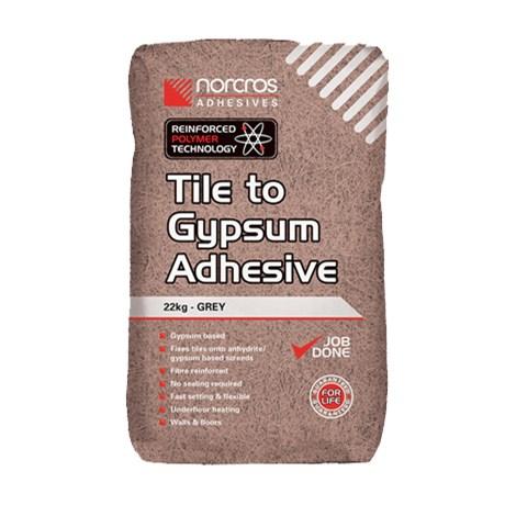Tile To Gypsum