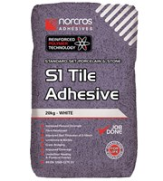 Standard Set Porcelain And Stone S1 Tile Adhesive