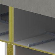 SIDERISE CVB Acoustic Void Barriers (formerly Lamaphon CVB)