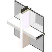 SIDERISE MI Mullion and Transom Inserts for Curtain Walling (formerly Lamaphon Mullion / Transom Inserts)